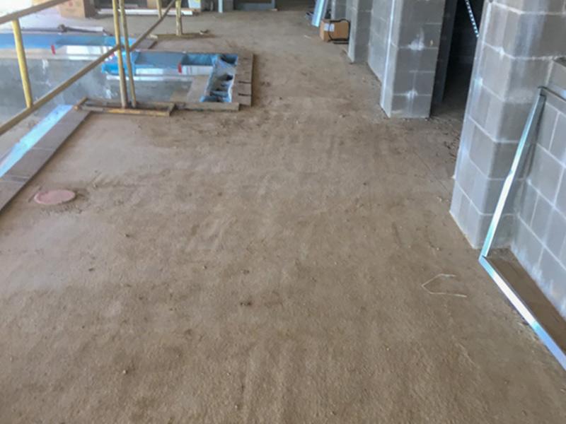 C & M Concrete Rubaroc Indoor Pool -10