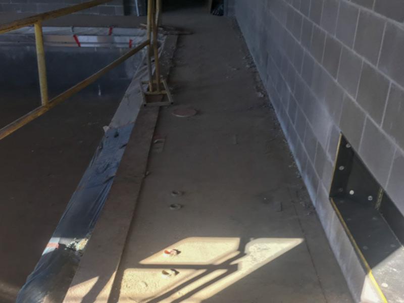 C & M Concrete Rubaroc Indoor Pool -12