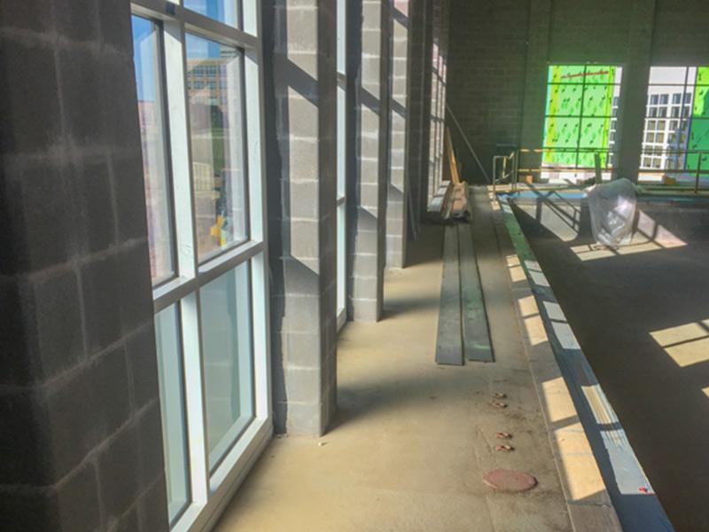 C & M Concrete Rubaroc Indoor Pool -13