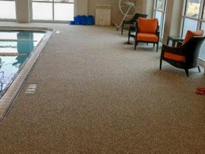 C & M Concrete Rubaroc Indoor Pool -4