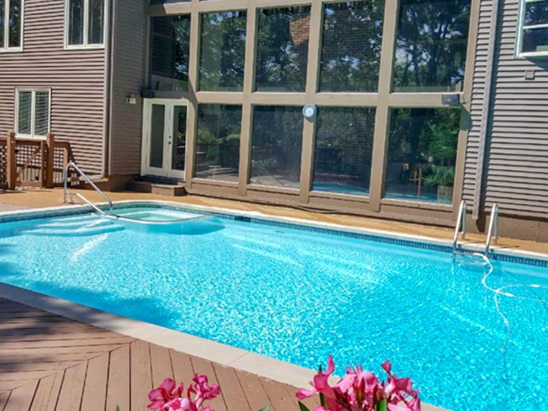 C & M Concrete Rubaroc Pool Deck-11