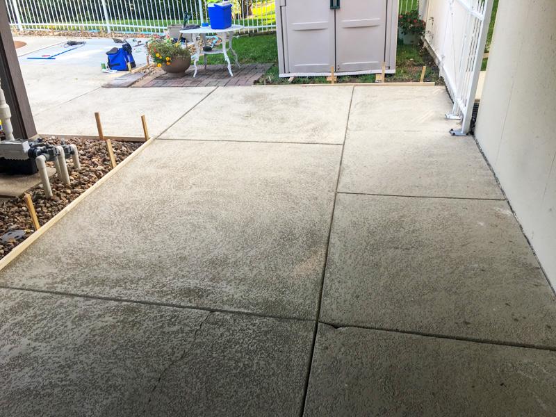 C & M Concrete Rubaroc Pool Deck-13