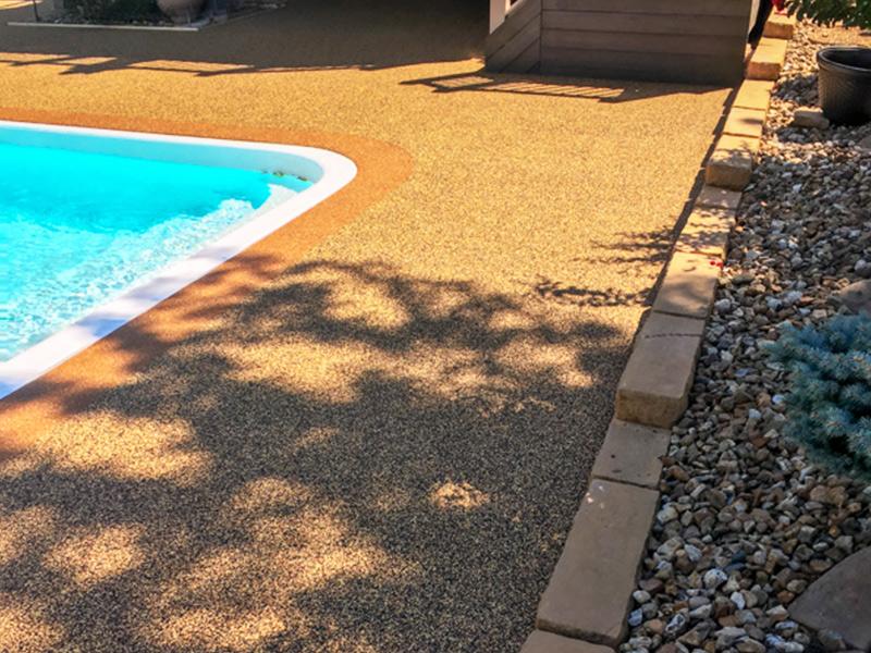 C & M Concrete Rubaroc Pool Deck-3