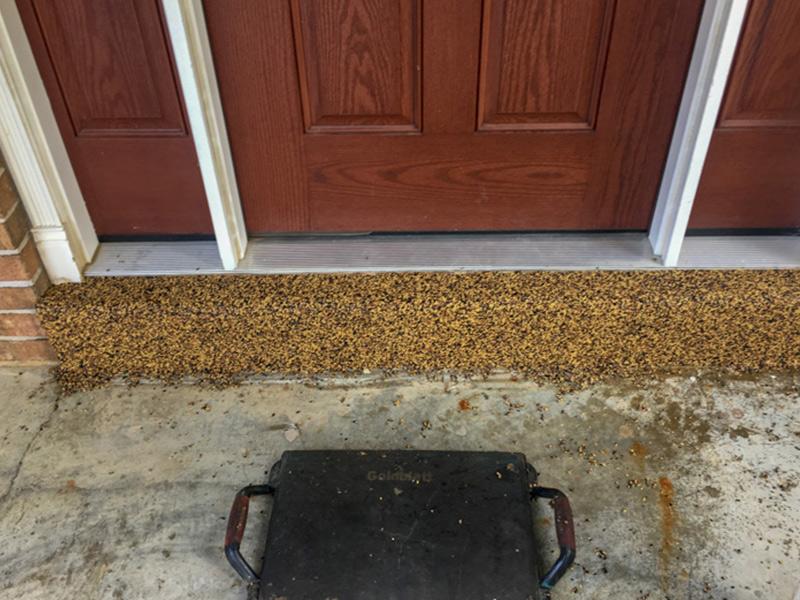 C & M Concrete Rubaroc Porch-5