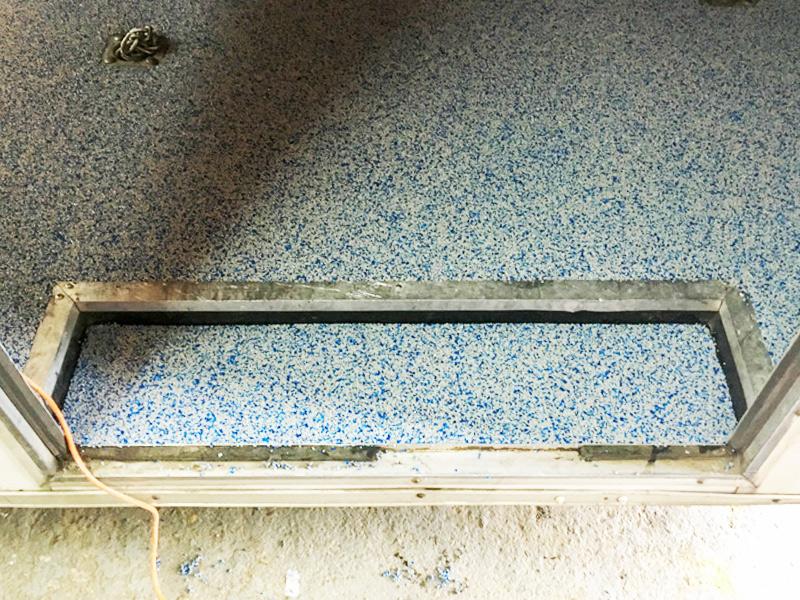 C & M Concrete Rubaroc Trailer Floor 1
