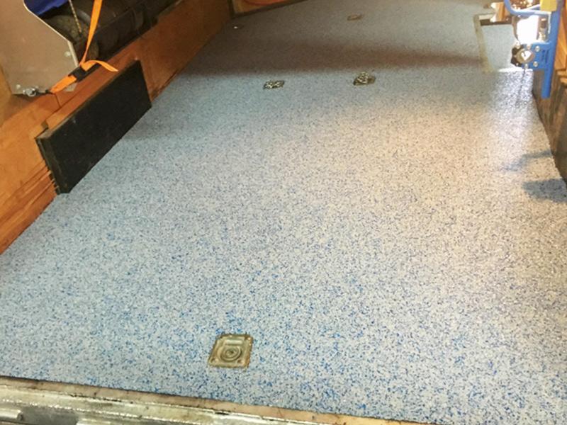 C & M Concrete Rubaroc Trailer Floor 2