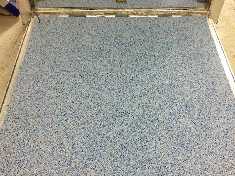 C & M Concrete Rubaroc Trailer Floor 3