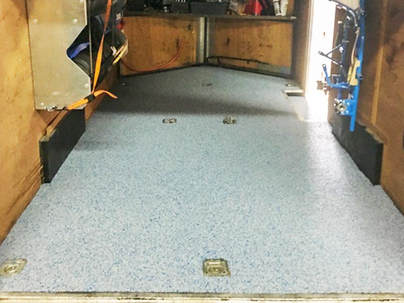 C & M Concrete Rubaroc Trailer Floor 4
