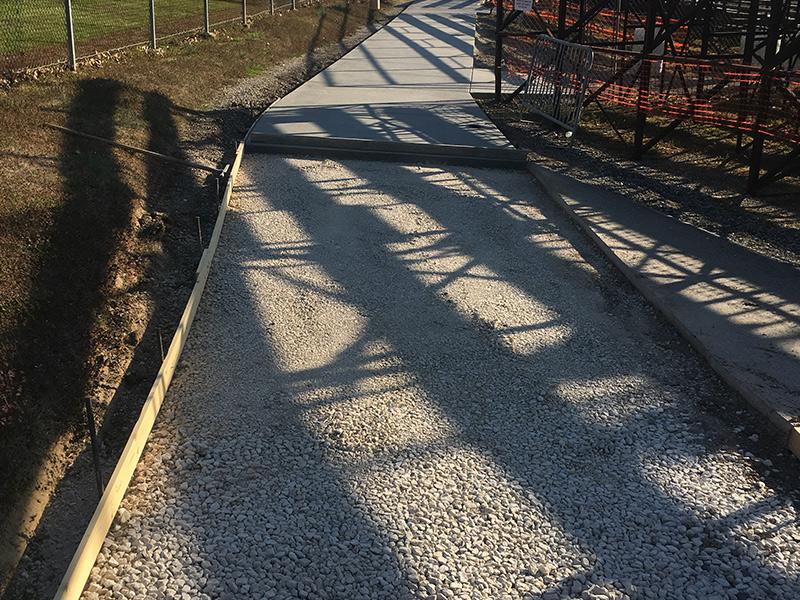 C and M Concrete Commercial Pavement -3