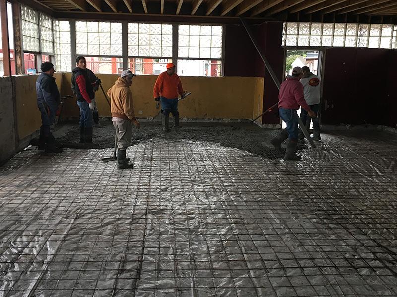 C and M Concrete Pavement -10