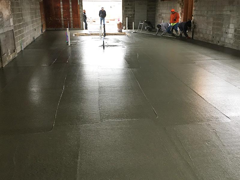 C and M Concrete Pavement -12