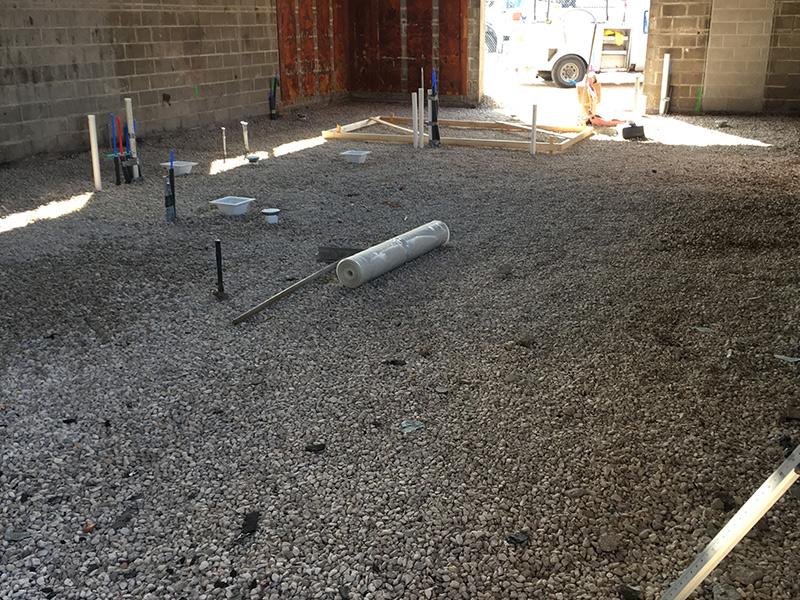C and M Concrete Pavement -4
