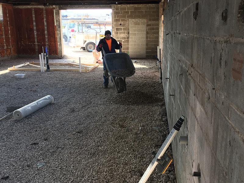 C and M Concrete Pavement -5