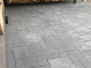 C and M Concrete Slate Patio -6